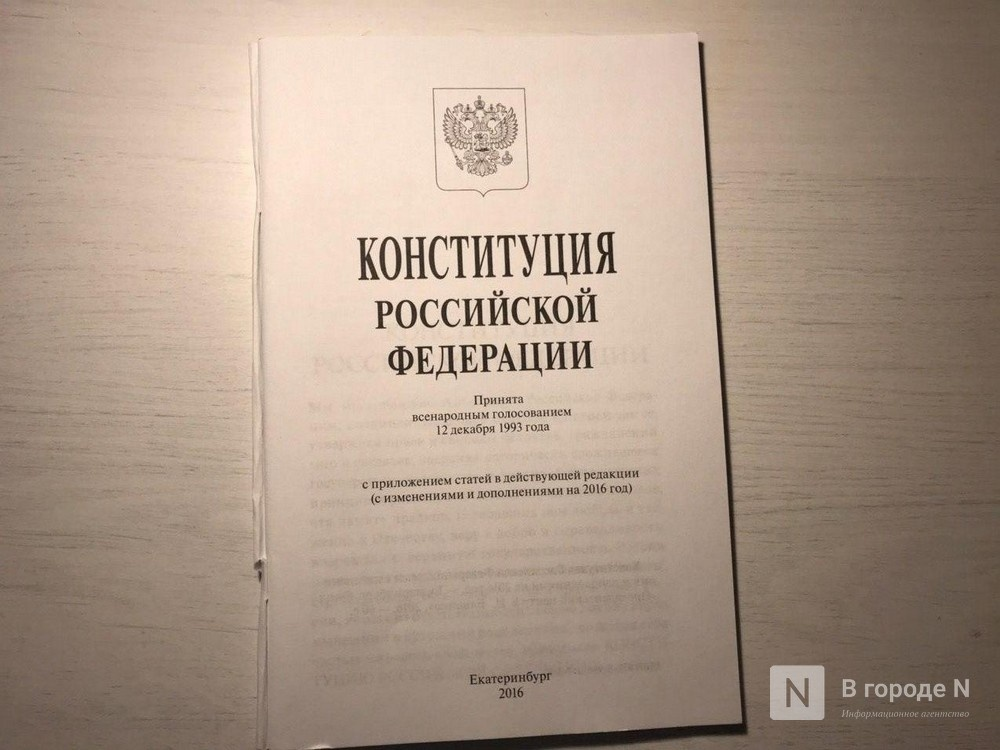 Нижегородский «Голос» отказался от наблюдения за голосованием по Конституции - фото 1