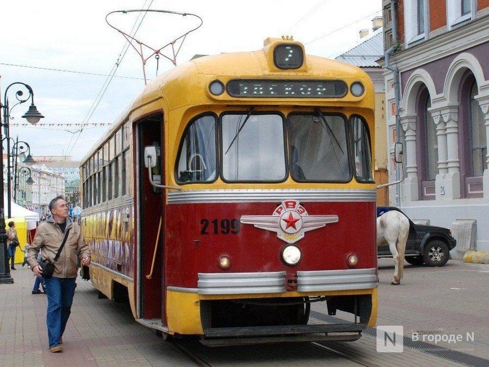Трамваи могут вернуться на улицу Рождественскую - фото 1