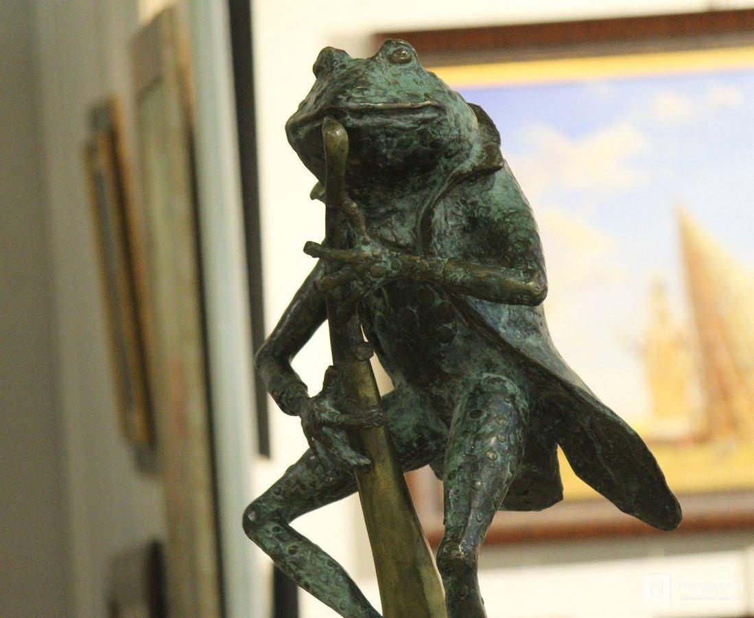 Творчество чистой воды: движущиеся скульптуры прибыли в Нижний Новгород - фото 3