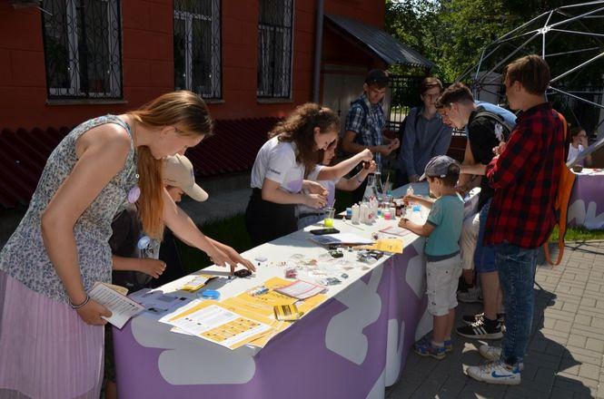 По стопам Кулибина: фестиваль изобретателей Rukami впервые прошел в Нижнем Новгороде - фото 16