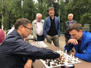 Нижегородский водоканал организовал турнир по шахматам