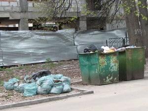 Более 1500 жалоб от нижегородцев на невывоз мусора поступило в Госжилинспекцию