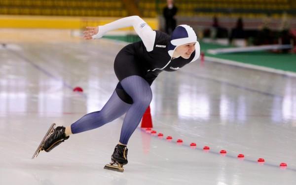 Кировская конькобежка завоевала 5 наград наюниорском Кубке мира