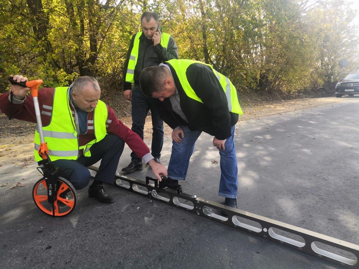 160 участков дорог отремонтировано в 2020 году в Нижегородской области