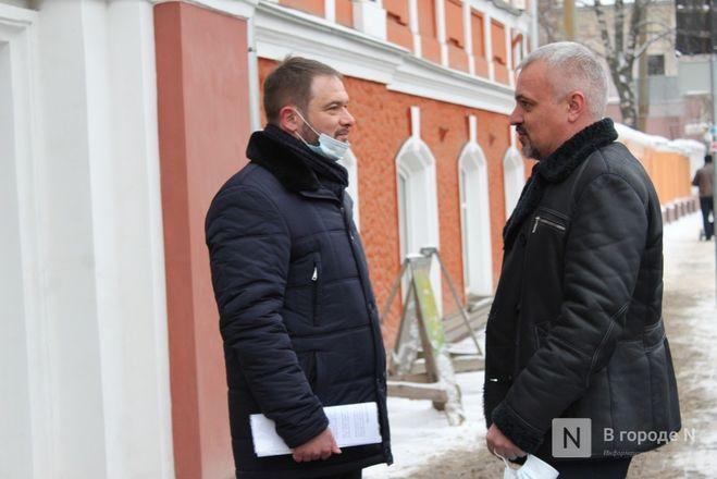 Новые «лица» исторических зданий: как преображаются старинные дома к 800-летию Нижнего Новгорода - фото 5