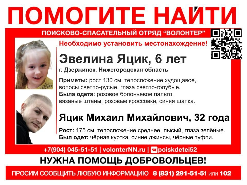 СК подключился к поиску пропавшей в Дзержинске шестилетней девочки - фото 1