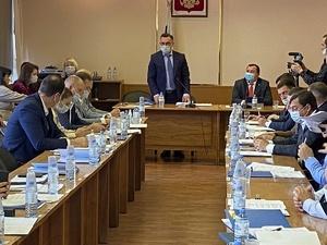 Анатолий Сидорин возглавил балахнинский совет депутатов