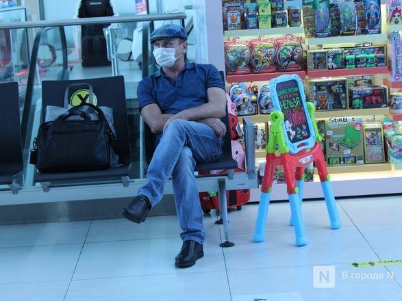COVID не прилетит: нижегородский аэропорт усилил меры безопасности - фото 15