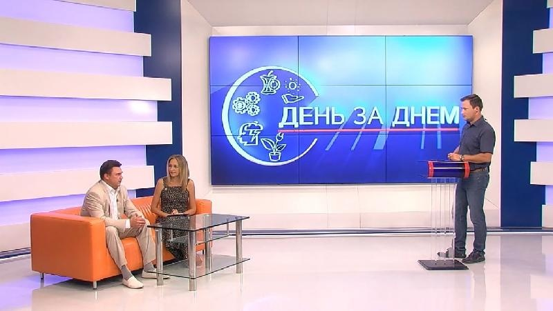 Ректор ННГАСУ Андрей Александрович Лапшин стал гостем передачи «День за днем» - фото 1