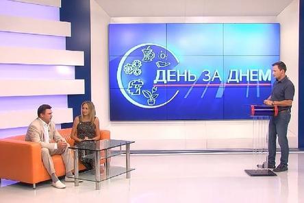 Ректор ННГАСУ стал гостем передачи «День за днем»