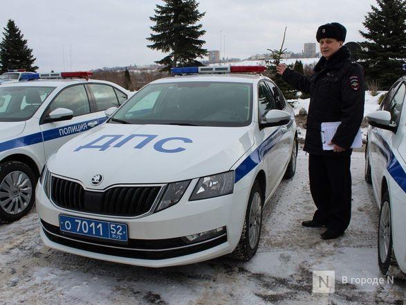 13 новых машин поступило на службу нижегородским сотрудникам ГИБДД - фото 22