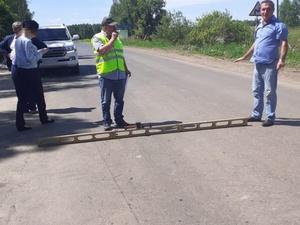 Дорогу в Павловском районе отремонтировали за 15,7 млн рублей