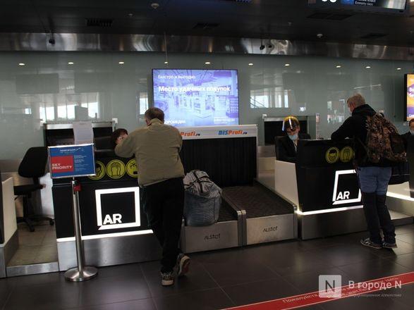 «Антикоронавирусные» кабины для багажа появились в нижегородском аэропорту - фото 11