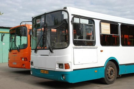 В Нижегородской области участились случаи ДТП с участием автобусов
