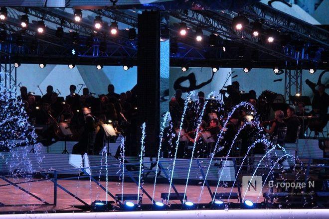 Огонь, вода и звезды эстрады: Как прошло гала-шоу 800-летия Нижнего Новгорода - фото 50