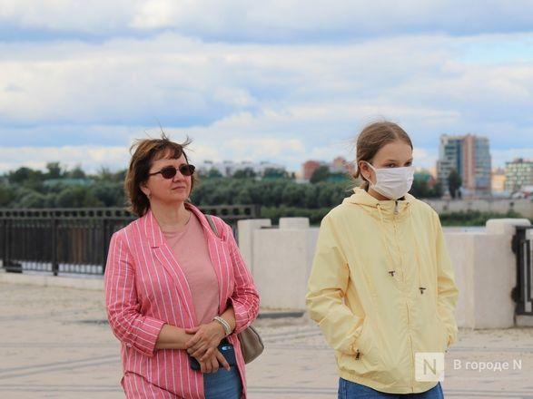 Праздник в пандемию: как Нижний Новгород отметил 799-летие - фото 85