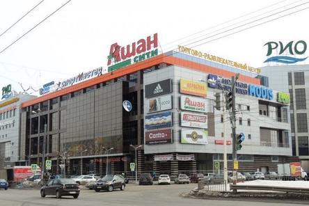ТРЦ «РИО» закрыли в Нижнем Новгороде