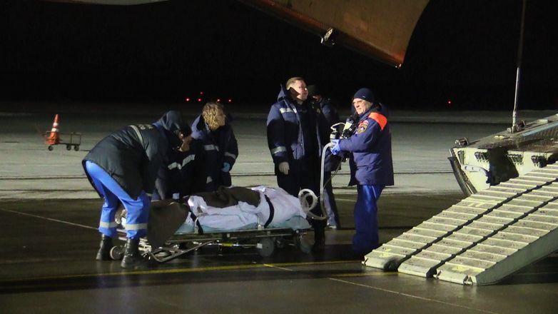 Пострадавших от взрыва газа жителей Ингушетии привезли на лечение в Нижний Новгород - фото 3