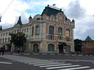 Нижегородская классика: улица Большая Покровская