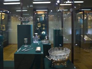 В Нижнем Новгороде стартует выставка «Русское серебро»