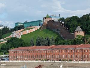37 млн рублей выделили на проект благоустройства склонов нижегородского кремля