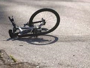 Иномарка сбила школьника на велосипеде в Навашине