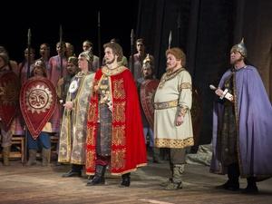 «Князь Игорь» откроет новый сезон в нижегородском театре оперы и балета