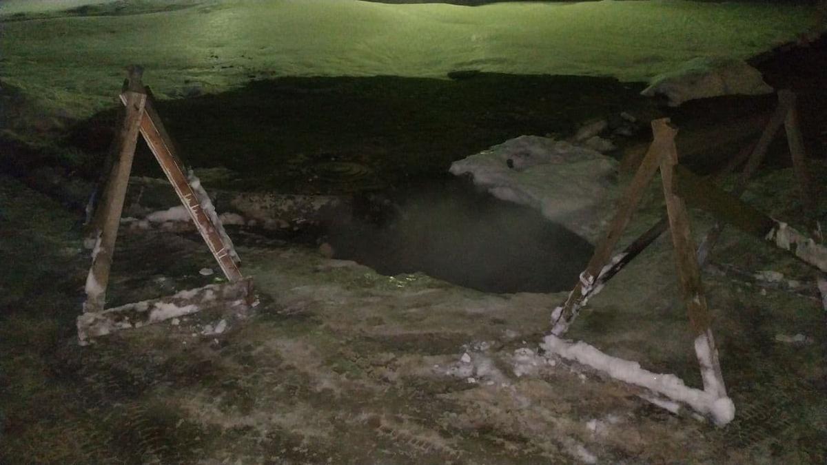 70% ожогов тела получила провалившаяся в кипяток жительница Дзержинска - фото 1