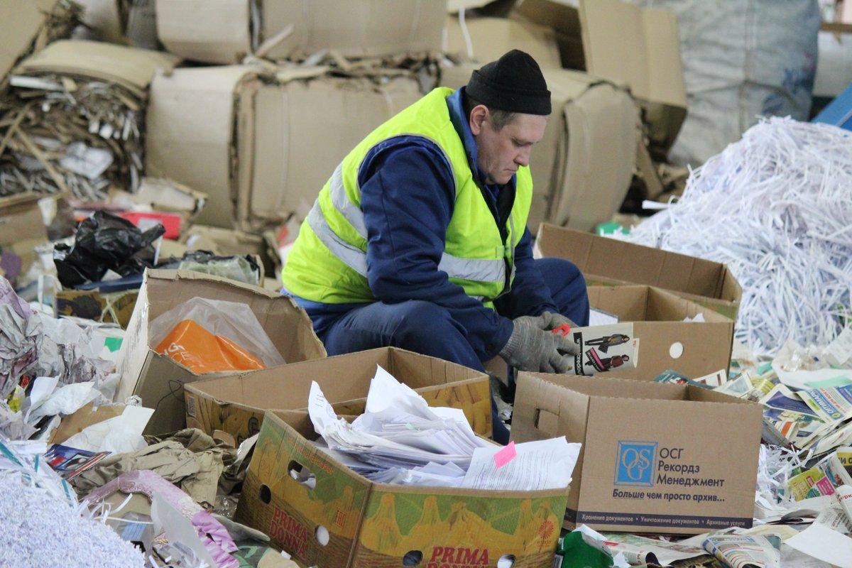Нижегородский мусор для Финляндии: куда отправляется вторсырье из экопунктов - фото 6