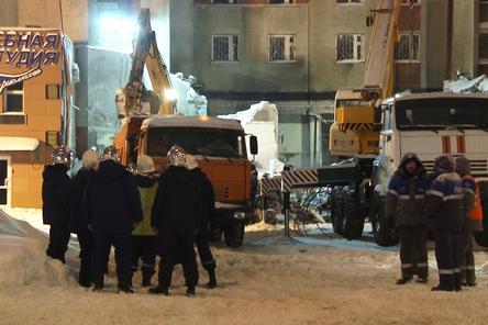 Пять человек пострадали при взрыве на Мещере в Нижнем Новгороде