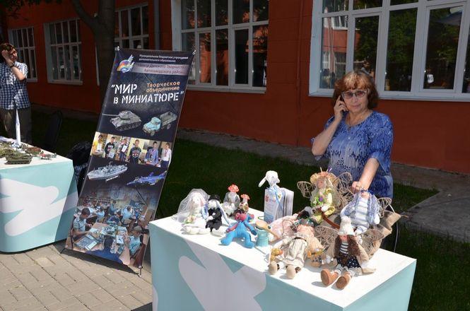 По стопам Кулибина: фестиваль изобретателей Rukami впервые прошел в Нижнем Новгороде - фото 19