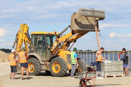 Окскую набережную в Нижнем Новгороде благоустроят до 15 июля
