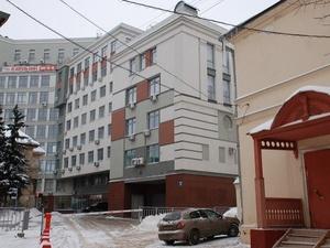 В Нижнем Новгороде эвакуировали бизнес-центр на улице Ульянова
