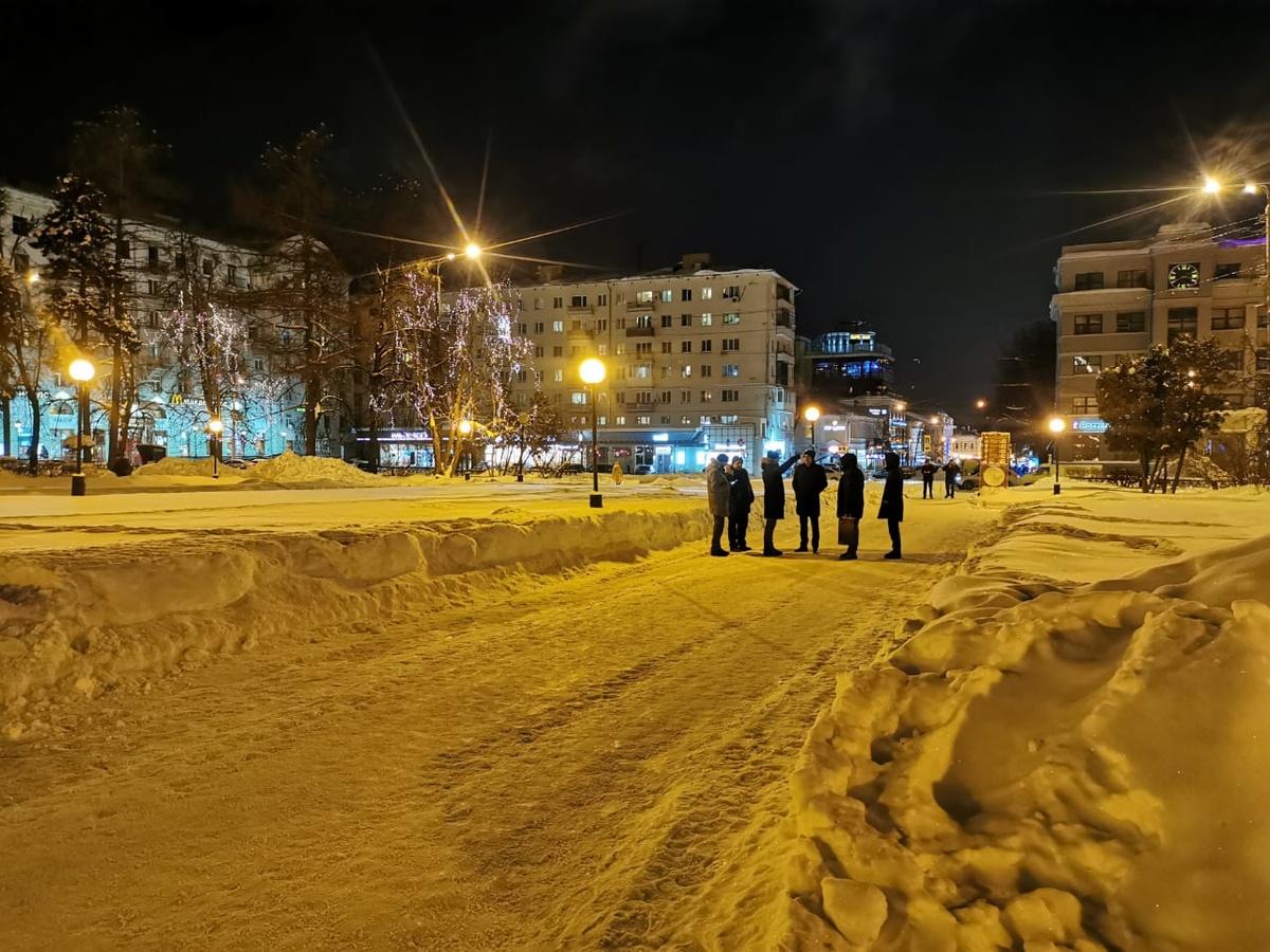 Сквер на площади Горького в Нижнем Новгороде начнут благоустраивать весной - фото 1