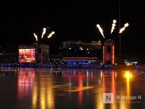 Ирина Слуцкая с ледовым шоу открыла площадку «Спорт Порт» в Нижнем: показываем, как это было