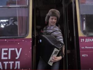 Караоке-шаттл до «Меги» запущен в Нижнем Новгороде в новогодние праздники