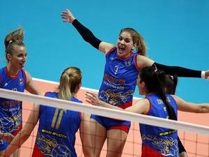 Нижегородская «Спарта» одержала первую победу в Суперлиге