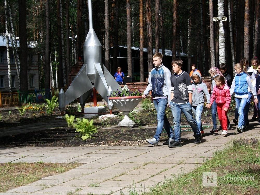 Около 15 тысяч путевок вдетские лагеря приобретены вНижегородской области