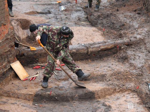 Слои нижегородской истории: что нашли археологи в Кремле - фото 42