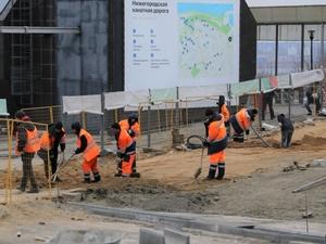 Три объекта, благоустраиваемые к 800-летию Нижнего Новгорода, откроются в конце ноября