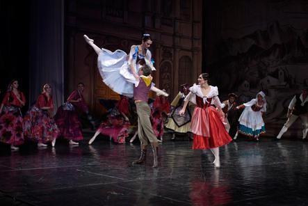 Благотворительный спектакль покажут в Нижегородском театре оперы и балета