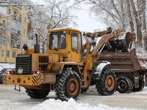 Почти 14% нижегородцев считают, что снег в городе убирают плохо