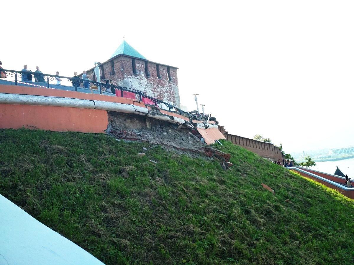 Специалисты ННГАСУ приступили к обследованию Чкаловской лестницы - фото 1