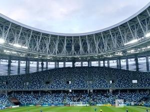 «Тамбов» сыграет с «Зенитом» в Нижнем Новгороде без зрителей и СМИ