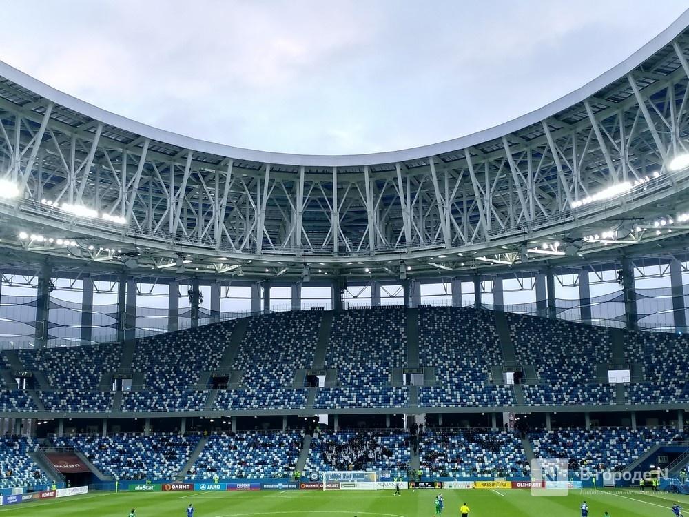 «Тамбов» сыграет с «Зенитом» в Нижнем Новгороде без зрителей и СМИ - фото 1