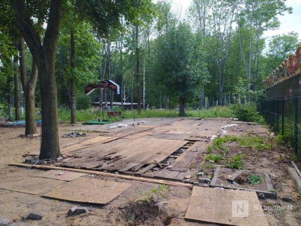 Подрядчик приступил к благоустройству за 3,7 млрд рублей парка «Швейцария» - фото 11