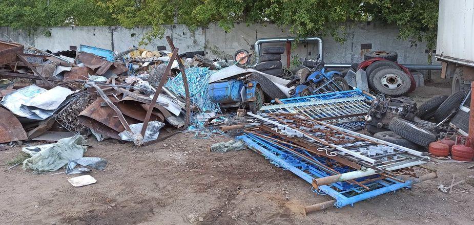 Жители Кстова похищали ограды с кладбищ - фото 4