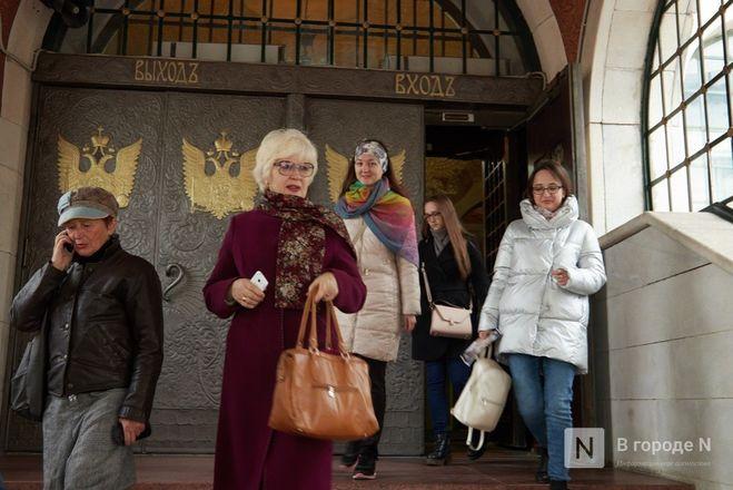 Победители проекта «В городе N» побывали на эксклюзивной экскурсии в Госбанке на Большой Покровской - фото 13