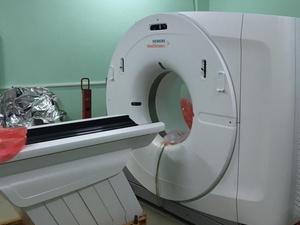 Компьютерный томограф за 34 млн рублей для диагностики коронавируса появился в Кстовской ЦРБ