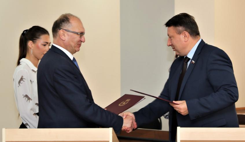 Подписано соглашение о сотрудничестве в рамках проекта «Локомотивы роста» - фото 1